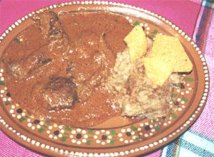 Mole de Cacahuate